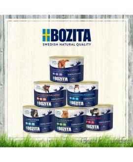 12 stk Bozita Pate Vådfoder assorteret á 625 gram  - 1