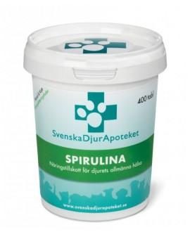 Spirulina - 400 tabletter - Svensk Dyreapoteks Spirulina  - 1