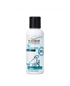 Platinum OralClean +Care Gel Classic 120 ml  - 7