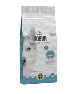11,5 kg Bozita Robur Kornfri Rensdyr Sensitive  hundefoder  - 1