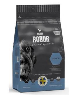 4,25 kg Bozita Robur Senior Hundefoder  - 1