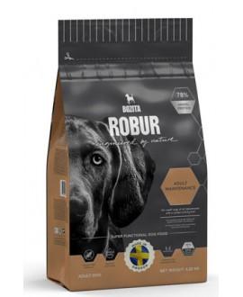 4,25 kg Bozita Robur Adult Maintenance Hundefoder  - 1