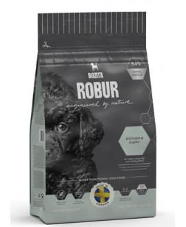3,25 kg Bozita Robur Hvalpefoder til små og mellem store racer  - 1