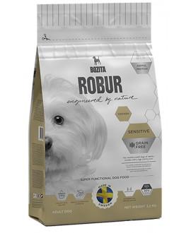 3,2 kg Bozita Robur Kornfri Kylling Sensitiv Hundefoder  - 1