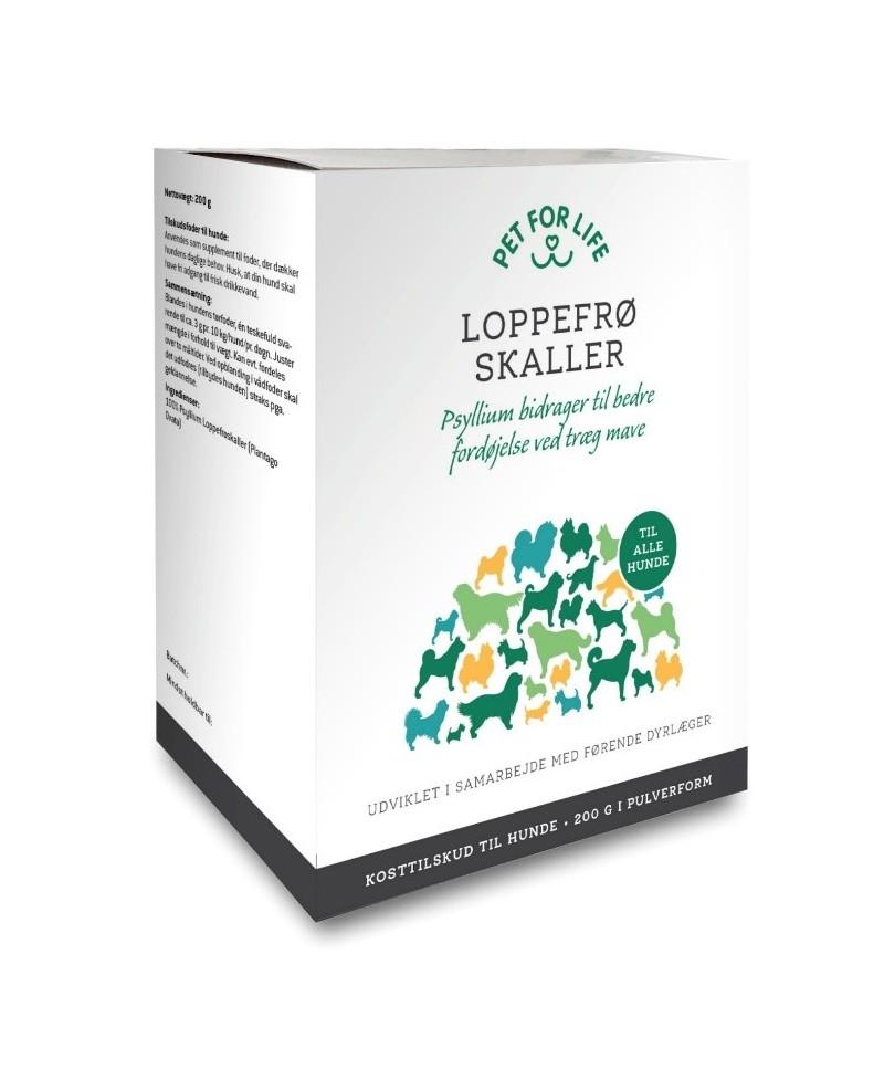 LOPPEFRØSKALLER  - 1