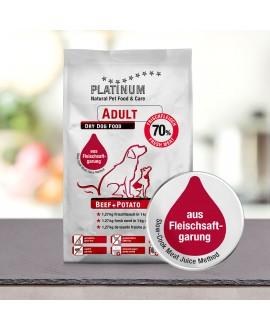 5 kg Platinum Oksekød Adult Hundefoder Platinum - 3