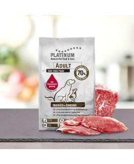 1,5 kg Platinum Iberico og Grønt Adult hundefoder Platinum - 1