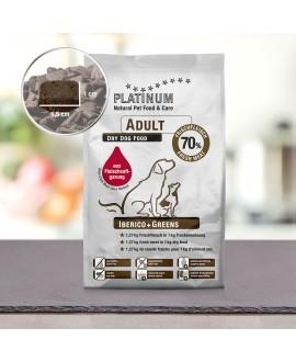 10 kg Platinum Iberico og Grønt Adult hundefoder Platinum - 3