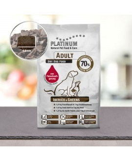 15 kg Platinum Iberico og Grønt Adult hundefoder Platinum - 14