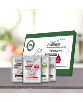 Prøve pakke med smagsprøver + Brochure Platinum - 1