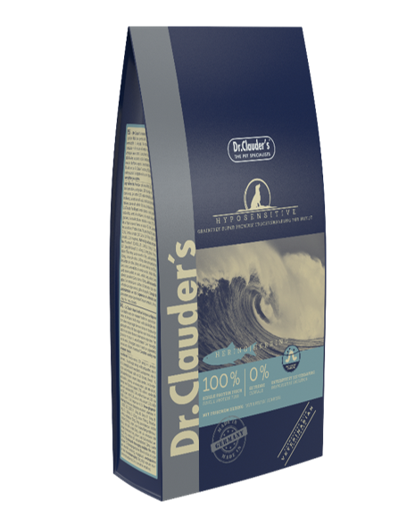 Dr Clauder Hyposensitiv plus hundefoder