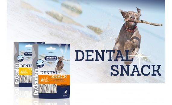 Dental Snack Kylling eller And